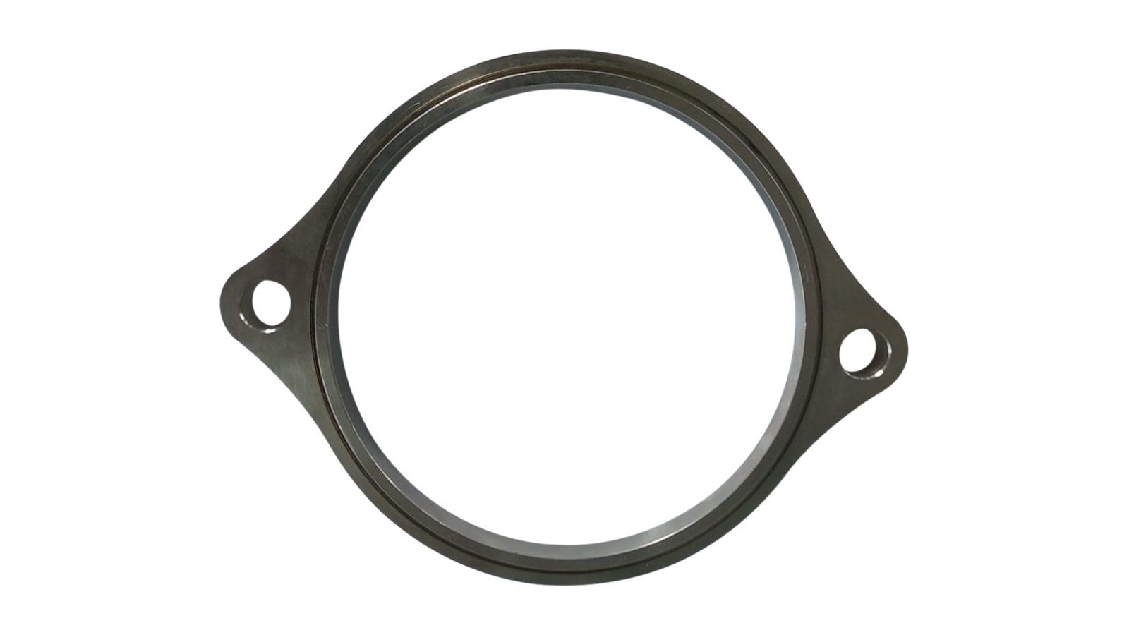 Stainless steel Spacer ring to mount labyrinth bearing seals