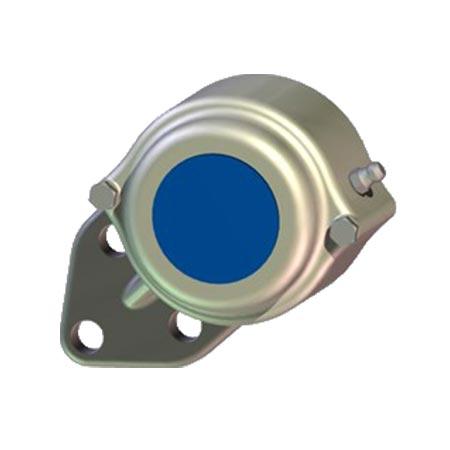 EXL 3-bolt bracket flange bearing units