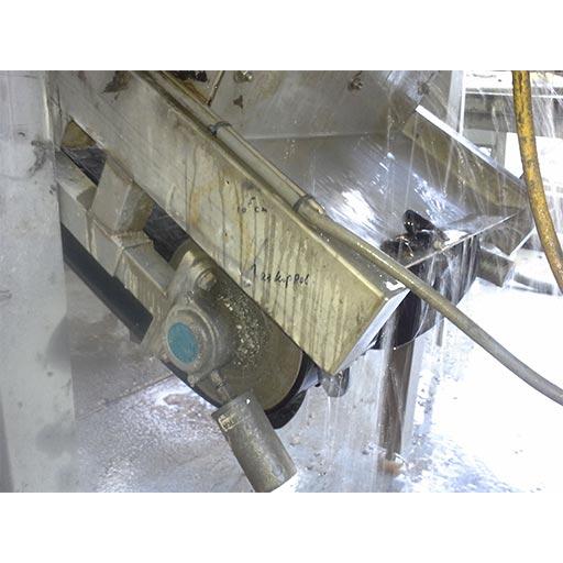 Roulement extrême en usine